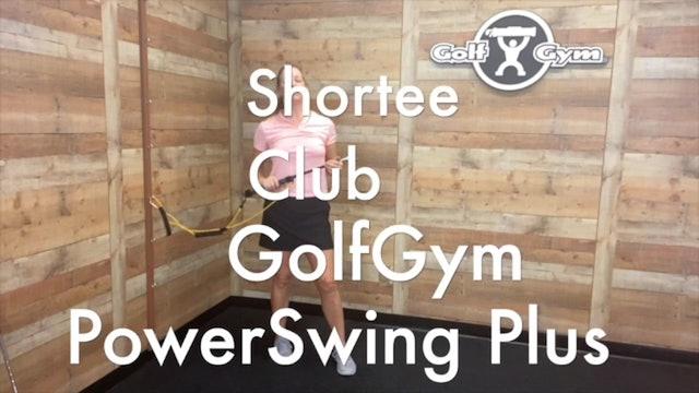 4:37 min GolfGym® PowerSWING Plus Pre-Round Warm Up (001)