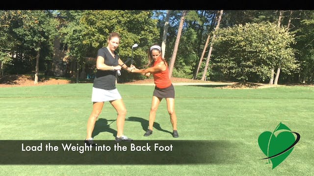2-minute Weight Shift Drill