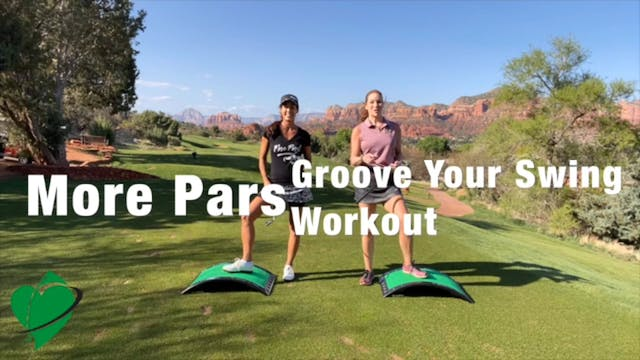 35-min CardioGolf™ More Pars Groove Y...