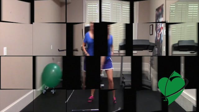 10-minute Groove Your Swing Workout (...