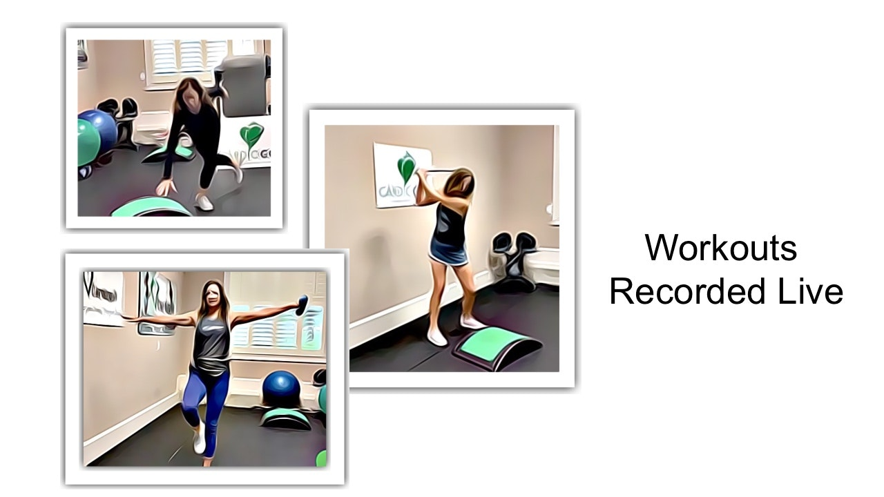 Cardio and Endurance Workouts-Not Just for Golfers