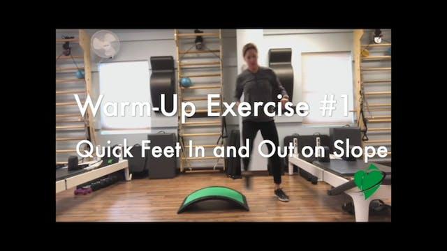 3-minute Practice Swing Challenge 01