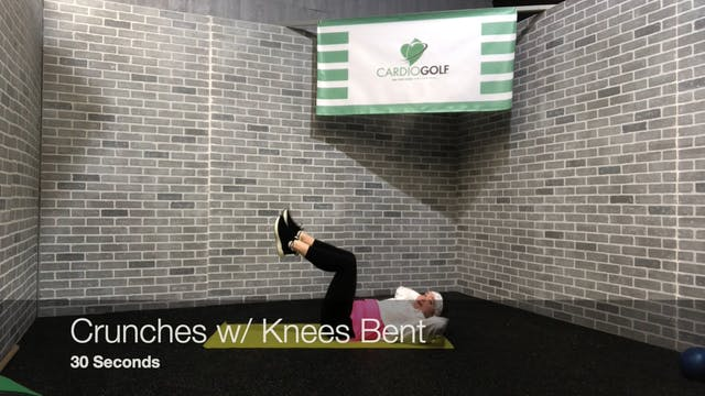 14:40-minute Core Workout Featuring B...