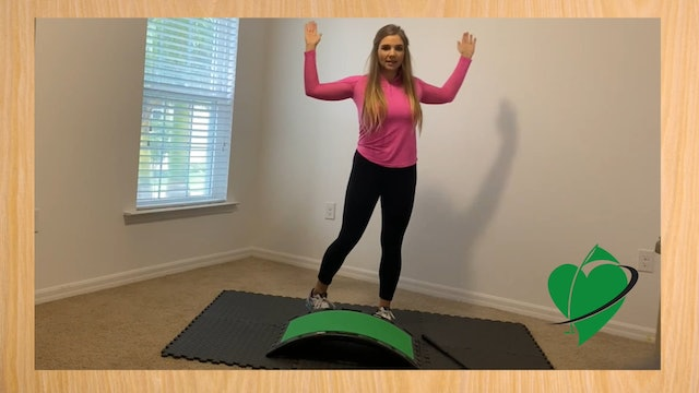 6:26 minute Slice Stopper Circuit Featuring Katie Dahl