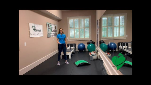 20-minute At-Home Stretch Routine for...
