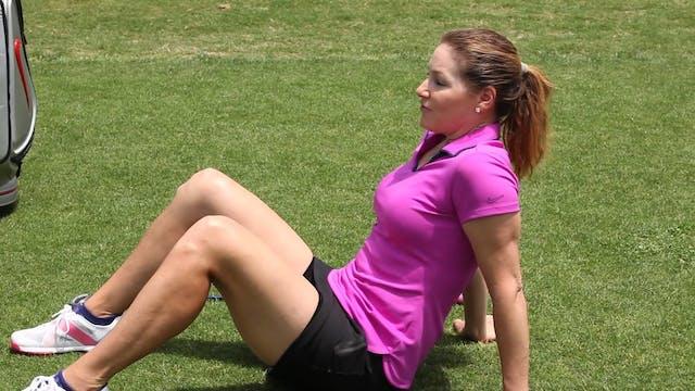 1-minute Hip Stretch