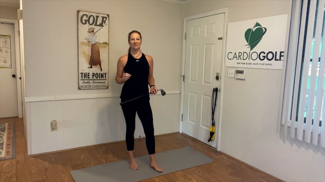 17 min-Simulate a Pilates Reformer At Home with GolfGym® PowerBandz (003)