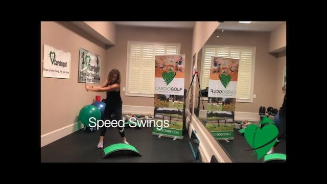 3-minute Practice Swing Challenge