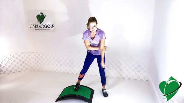 15:30 minute Groove Your Swing Workou...