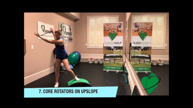 13-minute Workout to Stay Strong and Swing Freely
