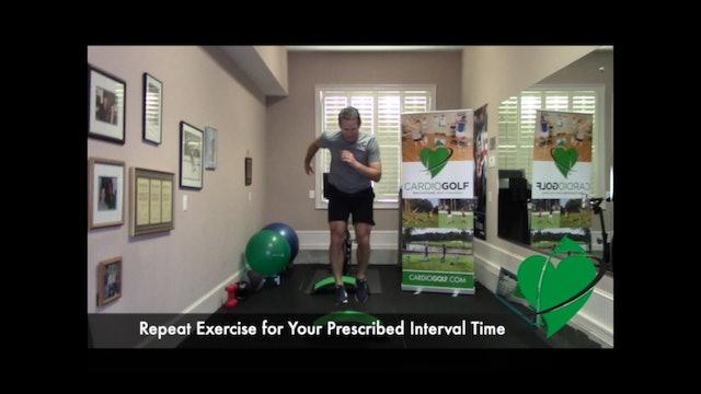 7-minute Endurance HIIT Workout by Dan Jansen