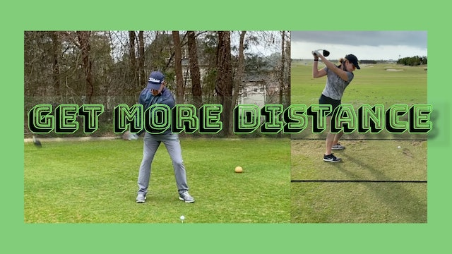 9:59 min 4 Drills and Exercises to Get More Distance