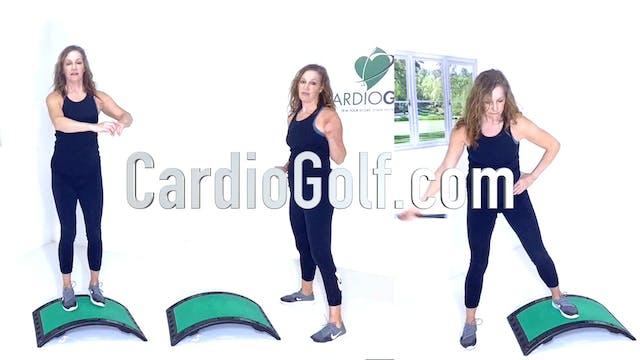 CardioGolf™-Cardio Blast and Swing R...