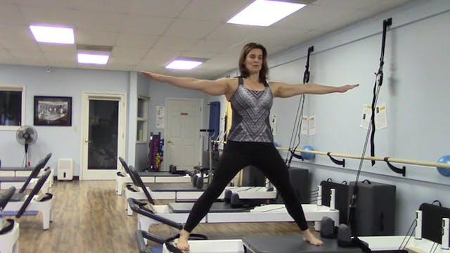 2-minute Pilates Exercises to Improve...
