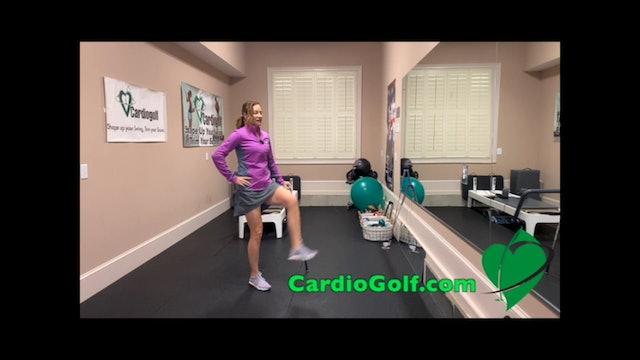 12-min Dynamic Stretch Routine