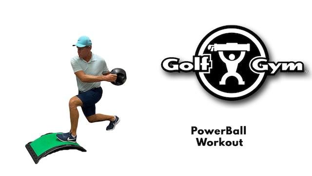 8:58 min GolfGym® PowerBall Workout (001)