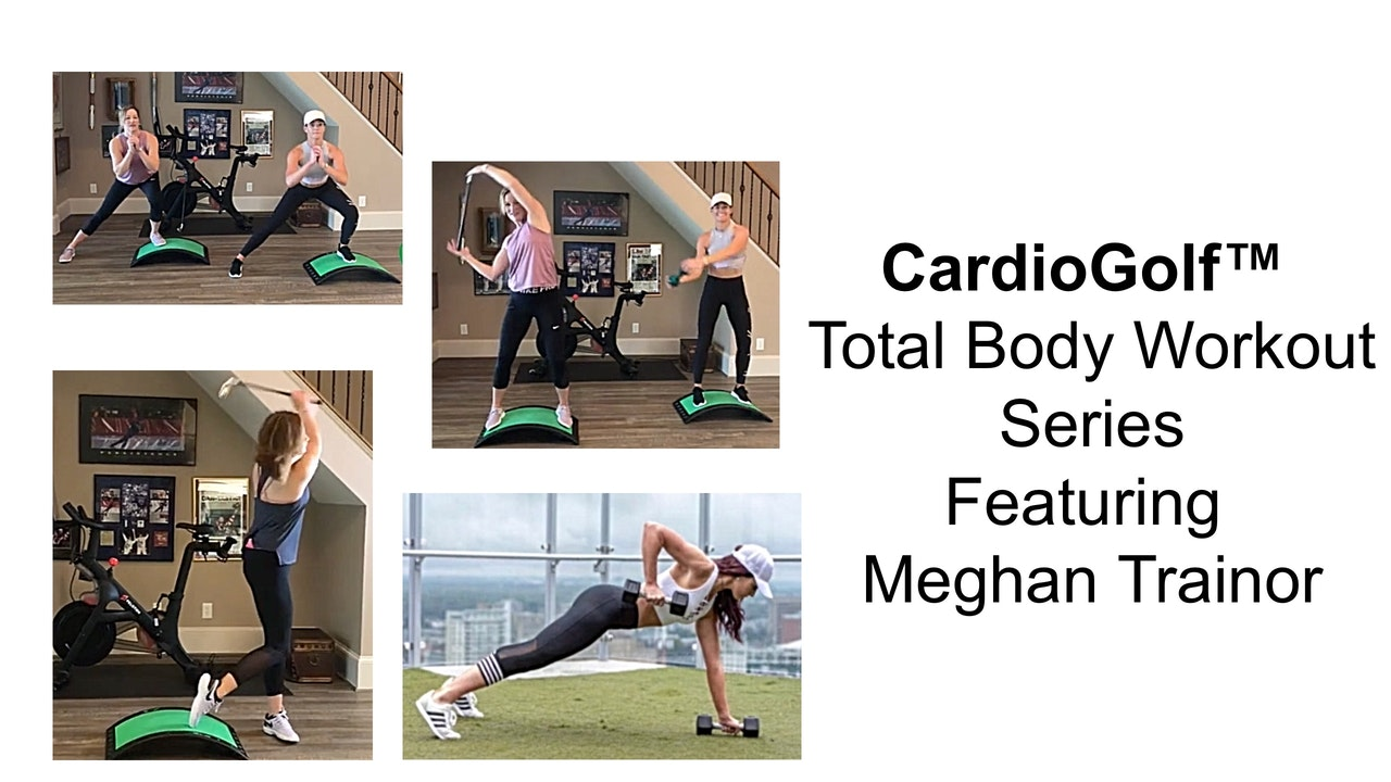 Total Body Conditioning Workout Series Featuring Meghan Trainor