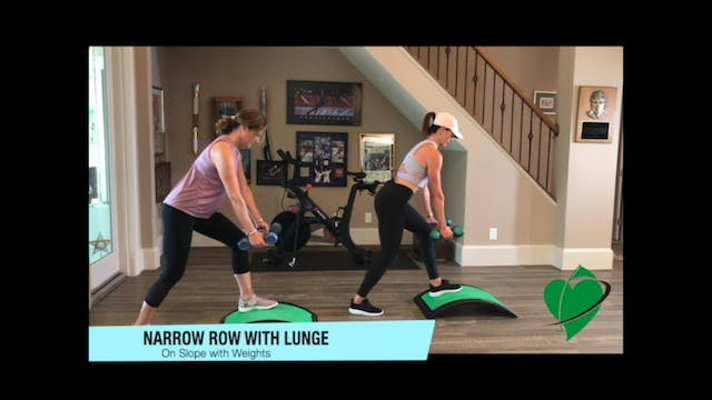 8-minute Upper Body Workout Featuring...