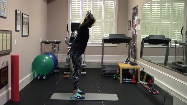 1-minute Posture Check