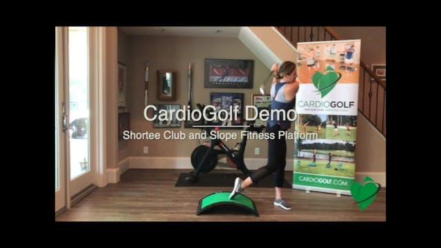CardioGolf Demo