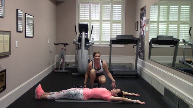 2-minute Thoracic Spine Stretch