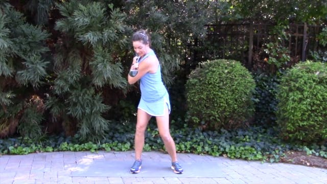 1-minute Body Motion and Weight Shift...