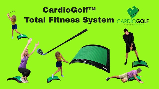 CardioGolf™ Total Fitness System