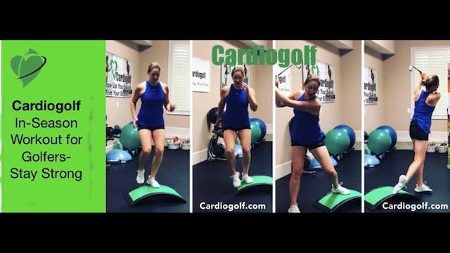 7-minute Cardio and Endurance Workout