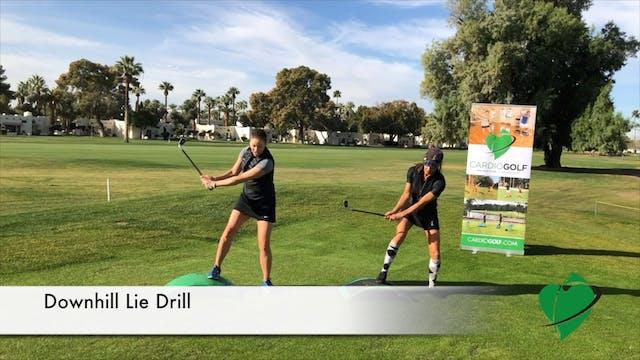 11-minute CardioGolf Swing Drills  (027)