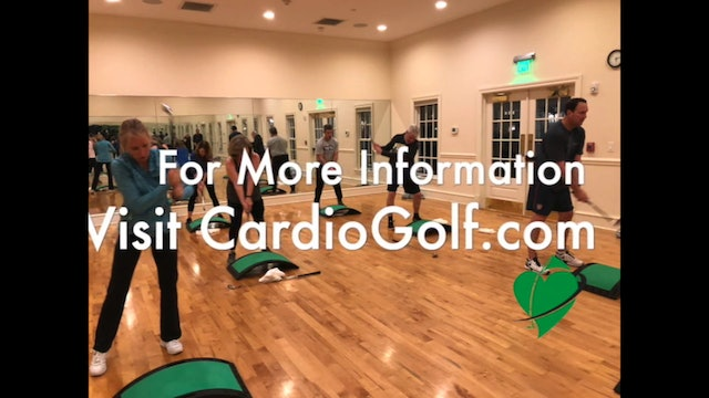 Introduction CardioGolf Complete Fitness System