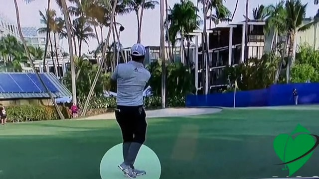 7:41 minute Chipping and Pitching Drills