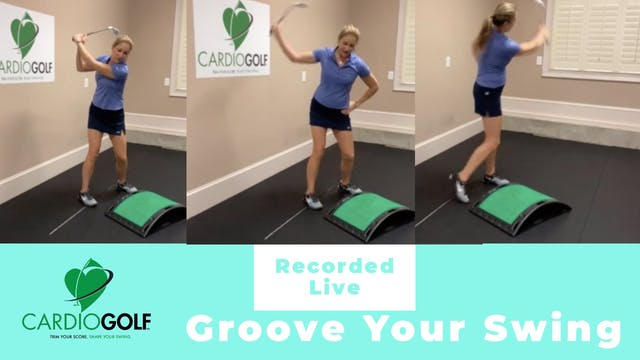 40:36-min CardioGolf Recorded Live-Gr...