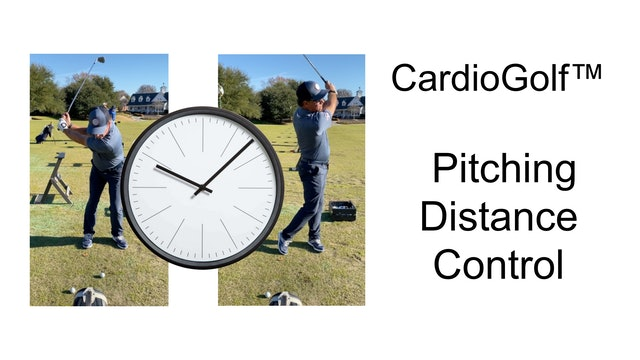 10:00 minute Pitching-Learning Distance Control Tutorial