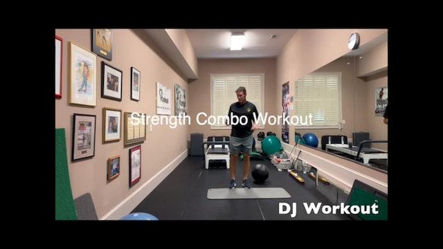 6:08 minute-Strength Combo Workout By Dan Jansen