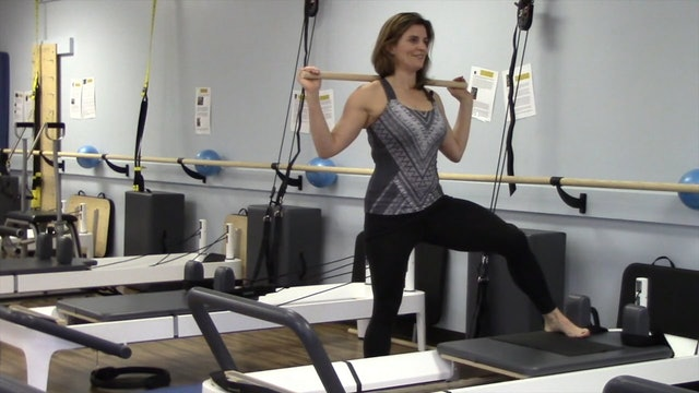 4-minute Pilates Exercises
