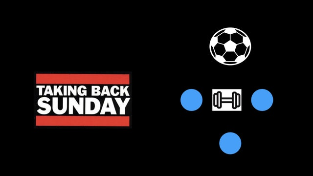 "CS-LIVE ""Taking Back Sunday"" (Strength)"