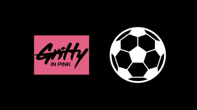 """""""Gritty in Pink"""" (Conditioning)"""