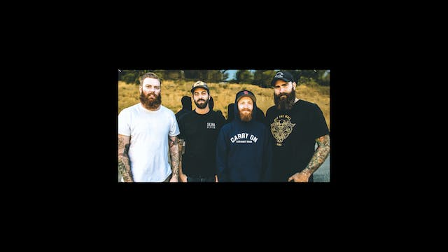"""Band Spotlight - """" Four Year Strong"""" ..."""