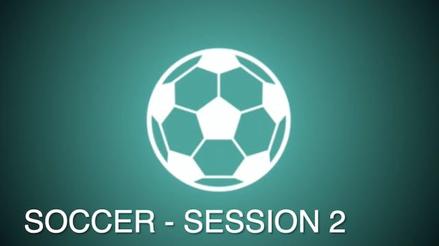 SOCCER CONDITIONING - Session 2