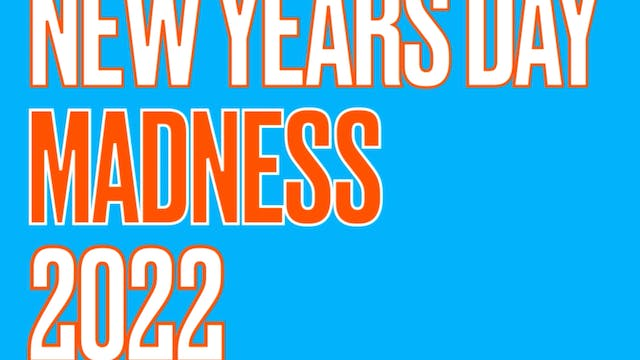 """2022 """"The Madness"""" On Demand Fitness Challenge"""