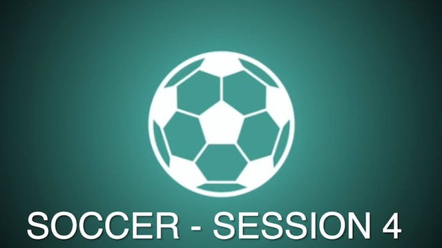 SOCCER CONDITIONING - Session 4
