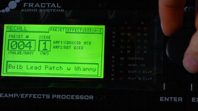 Fractal Axe FX Demo