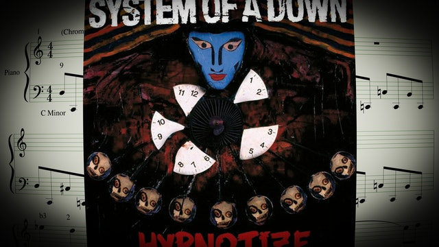 "Harmonic Analysis: System Of A Down ""Dreaming"""