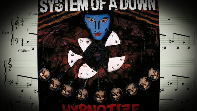 """Harmonic Analysis: System Of A Down """"..."""