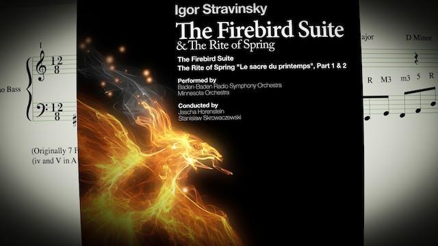 "Harmonic Analysis: Stravinsky ""Firebi..."