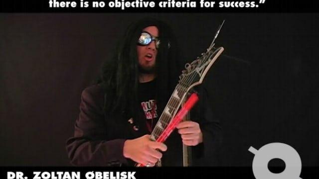 Dr. Zoltan Podcast Episode 03: Understanding Music Through Geometry