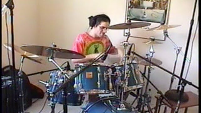 The Mysteries of the Universe: Drum Recording (2001)