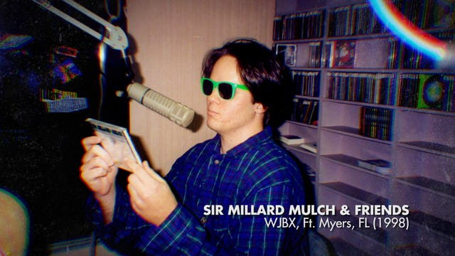Sir Millard Mulch Interview on WJBX (1999)
