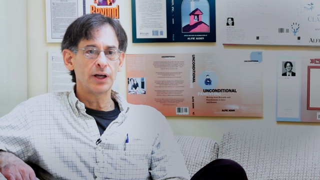 Alfie Kohn Interview