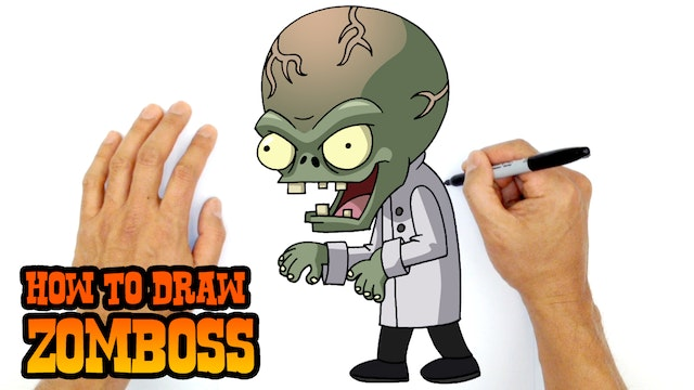 how to draw video game characters